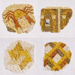 Elisabeth Schweighofer Mosaik Mosaiken